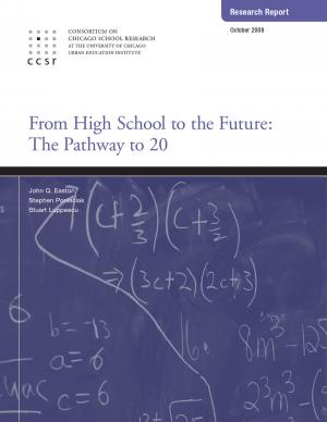 To&Through Research: From High School to the Future: The Pathway to 20