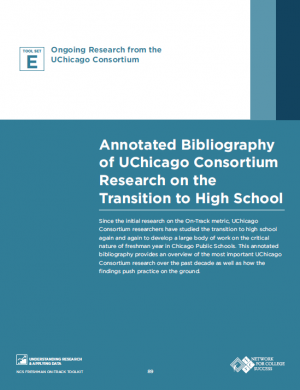 annotated bibliography cover image
