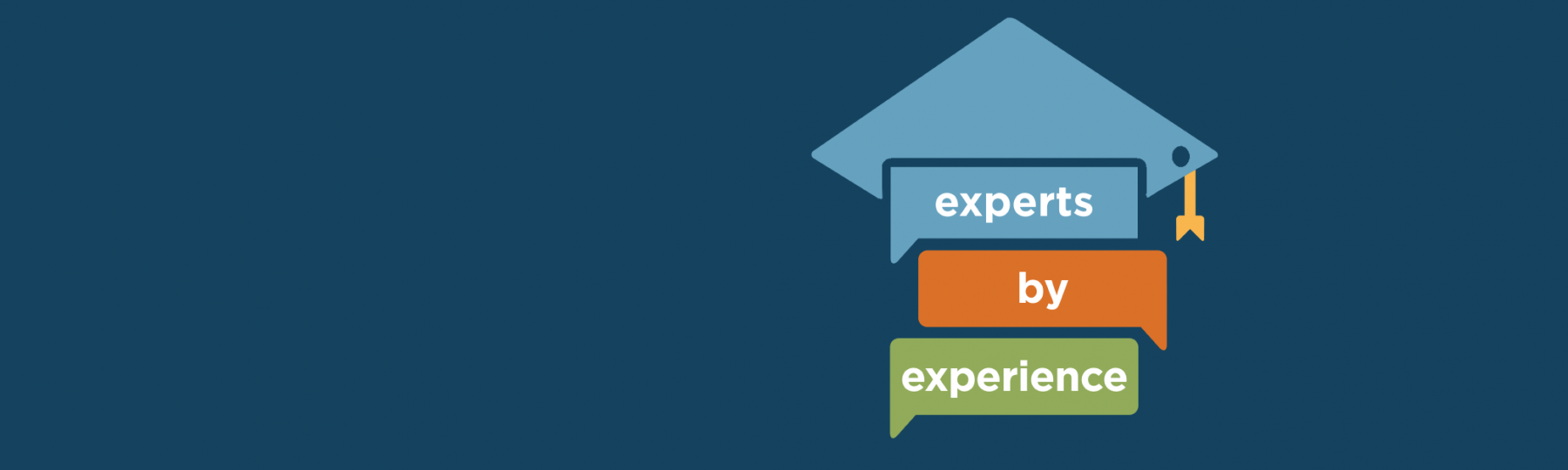 Experts by Experience logo