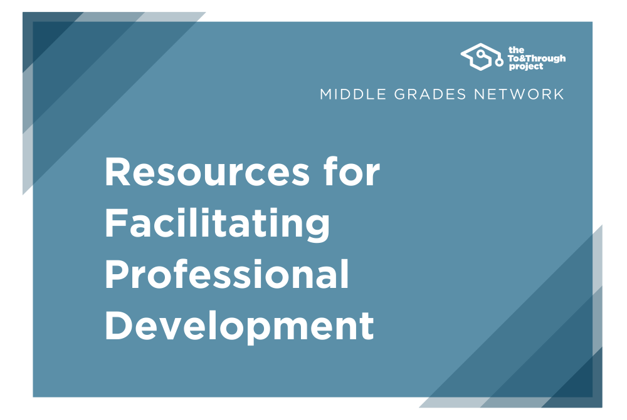 Middle grades professional development middle school pd