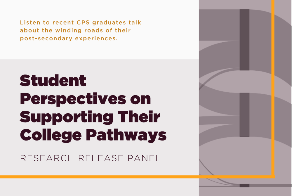 Student Perspectives on Supporting Their College Pathways