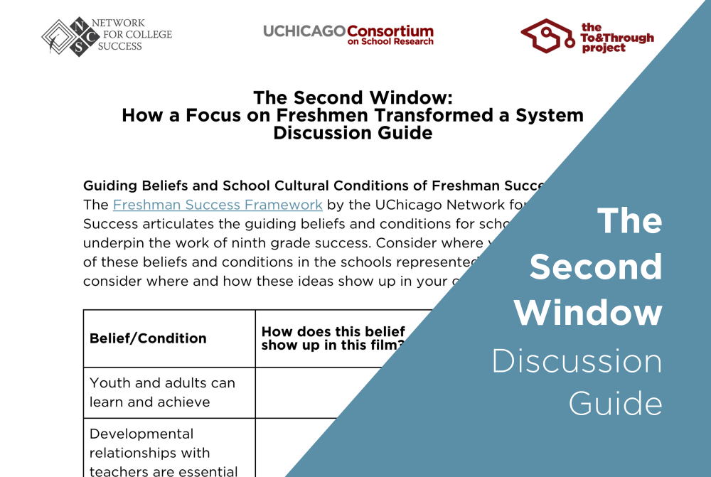 Download The Second Window Discussion Guide