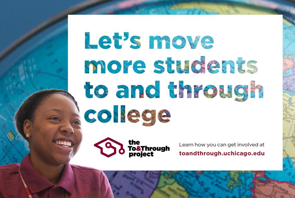 To&Through: Spread the word to help move more students to and through college