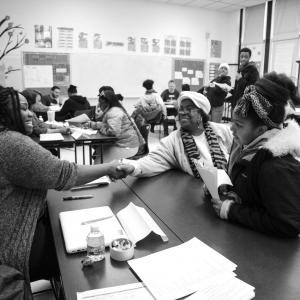 To&Through In Action: Attendance and Freshman On Track culture at UChicago Charter School