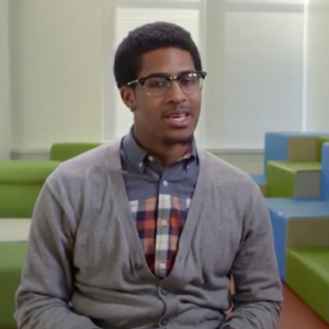 Video: Facing Challenges in College
