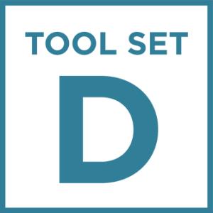 Tool Set D