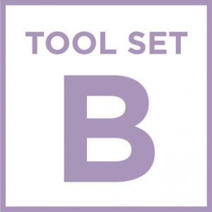 Tool Set B