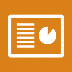 Icon: Powerpoint Presentations